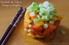 Esta semana vamos a preparar una ensalada de salmón muy rápida, fresca y nutritiva, ideal para estos días veraniegos en los que no quieres pasar mucho tiempo en la cocina. El protagonista de este p…