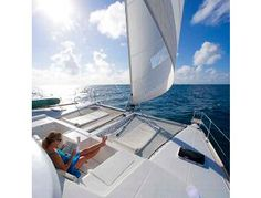 Set sail on a 7 night all-inclusive sailing vacation in the Caribbean!