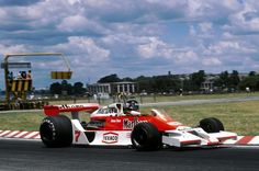 James Hunt (GBR) (Marlboro F1 Team McLaren), McLaren M26 - Ford Cosworth V8 Buenos Aires, 1978.