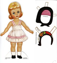 Paper Dolls~The Blonde Series - Bonnie Jones - Picasa Albums Web
