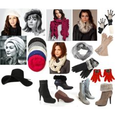 Acessories for winter Theatrical Romantic / Romantic