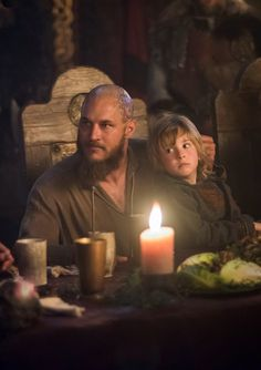 Ragnar & Ivar, Vikings (Season 4 - 1st part)