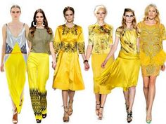 Yellow in a Sea of Grey High Fashion Looks, Yellow Fashion, Yellow Roses, Types Of Shoes, Mustard Yellow, Me Too Shoes, My Design, Cool Designs, Cover Up