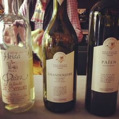 Recent discovery of a few Swiss wines that deserve some recognition.