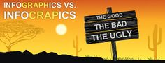 Infographics vs. Infocrapics: The Good, The Bad, The Ugly