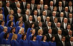 Mormons petition to stop Tabernacle Choir singing at Donald Trumps inauguration