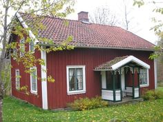 Torp Swedish country cottage