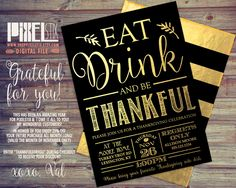 Free Printable Dinner Party Invitations Pilgrims Thanksgiving Invitation …  Pinteres…