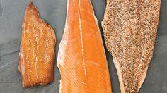 L'ABC du saumon fumé