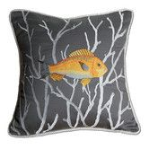 Pillow in Salon on 'Semper Fi' Found it at Wayfair - I Sea Life® Sea-ing Eye to Eye Indoor Fish Pillow (Right Facing)