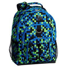 Gear up for school days and adventures of all kinds with our best-built backpacks yet. Made of water-resistant polyester and featuring ultradurable bound stitching, plenty of compartments and a port for headphone wires, you can take your laptop, … Music Backpack, Rolling Backpack, Boys Backpacks, School Backpacks, Pottery Barn Kids Backpack, San Francisco Design, Backpack For Teens, Pottery Barn Teen, Hiking Backpack