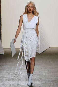 New York Fashion Week: Tess Giberson Spring-Summer 2013 RTW | 2013 Fashion Trends