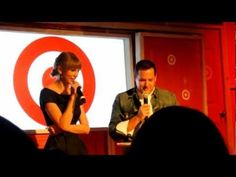 Taylor talking about 'The Moment I Knew' @ Target's Exclusive Red Release Party! Taylor Swift Youtube, I Know, Target, In This Moment, Music, Party, Red, Musica, Musik