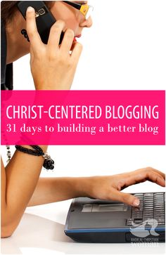 Starting a blog can be tough when you factor in family, managing a household and keeping up with the day-to-day, but adding your faith in the mix adds another layer of questions and struggles. Can I make money on my blog and it still be faith-based? If I'm a Christian but want to write about DIY stuff how do I incorporate Jesus into my blog? This series (also available as ebook with sub) is a great tool for beginning bloggers to start their blogs off on the right foot.