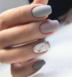 #summer #purple #colors #nails #desummer nails  summer nails purple, summer nails colors de…summer nails  summer nails purple, summer nails colors de… Matte Nail Art, Best Acrylic Nails, Nail Nail, Nail Polishes, Matte Nail Colors, Acrylic Nails For Spring, Matte Gel Nails, Short Nail Manicure, Color Nails