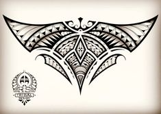 Posted by (rs tribal design) Polynesian inspired design. Polynesian Tattoos Women, Polynesian Tattoo Designs, Maori Tattoo Designs, Tattoo Design Drawings, Polynesian Tribal, Buddha Tattoos, Tribal Tattoos, Hades Tattoo, Schrift Tattoos