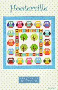 owl quilt pattern