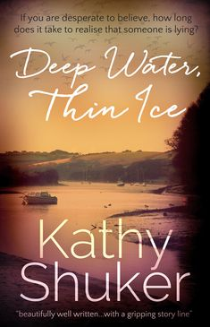 Buy Deep Water, Thin Ice by Kathy Shuker and Read this Book on Kobo's Free Apps. Discover Kobo's Vast Collection of Ebooks and Audiobooks Today - Over 4 Million Titles! Uk Sites, Best Mysteries, Singing Career, House By The Sea, Mystery Novels, Deep Water, First Novel, See It, Real People