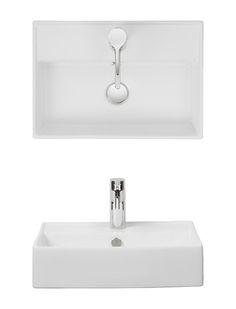 Turin Basin in Wall Mounted | Luxury bathrooms UK, Crosswater Holdings