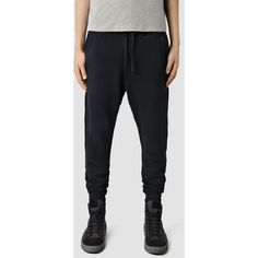AllSaints Wilde Sweatpant (€91) ❤ liked on Polyvore featuring men's fashion, men's clothing, men's activewear, men's activewear pants and ink navy Men's Activewear, All Saints, Men's Clothing, Active Wear, Men's Fashion, Sweatpants, Ink, Navy, Polyvore