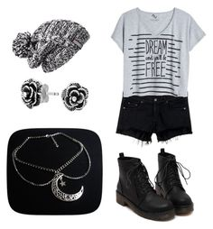 """Untitled #395"" by fairytalestorybook ❤ liked on Polyvore featuring rag & bone/JEAN, Bling Jewelry and Zella"