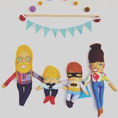 A super lovely family!