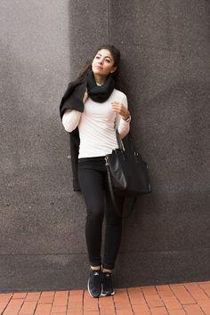 Nike Air Huarache Womens Outfits