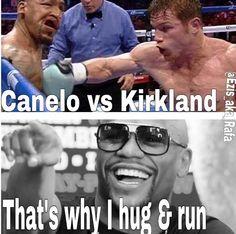 saul canelo alvarez meme | Canelo Vs. Kirkland Memes: See The Best Jokes & Images Of Saul Alvarez ...