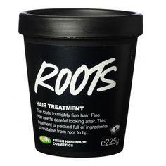 Roots hajpakolás