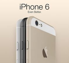 Apple iPhone 6 Concept by Tomas Moyano & Nicolas Aichino