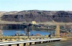 Vantage Bridge (Interstate 90 over the Columbia River in Washington)