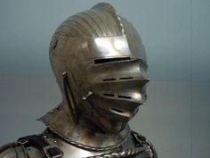 "Maximilian field armour - close helmet with ""bellows"" visor | Flickr - Photo Sharing!"
