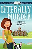 Free Kindle Book -   Literally Murder (A Pepper Brooks Cozy Mystery Book 2) Check more at http://www.free-kindle-books-4u.com/mystery-thriller-suspensefree-literally-murder-a-pepper-brooks-cozy-mystery-book-2/