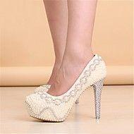 Women's Shoes Platform Stiletto Heel Pumps with P... – EUR € 59.99
