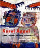 Karel Appel uit de kapperszaak in de Dapperstraat. Amsterdam, Leopold (2016) - Imme Dros, Harrie Geelen.