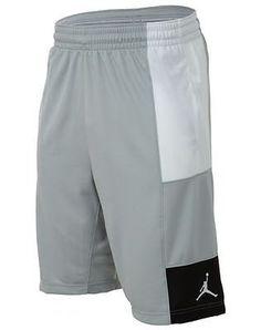 Jordan Trillionaire Basketball Shorts Mens  Active Shorts 589109-028 Grey SZ-2XL