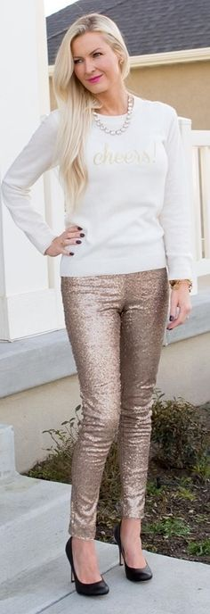 Must Have Sparkle Pants! {Jane Deals}