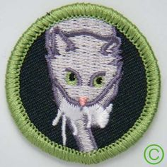 Mouse Gift - demerit badge