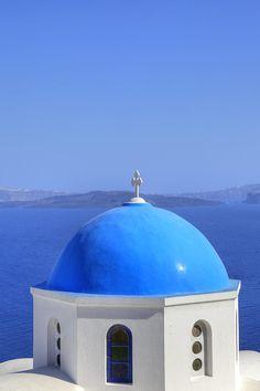 Ever Blue, Oia, Santorini Greece
