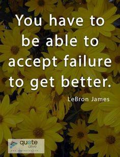 Lebron James Quotes, Failure Quotes, Content