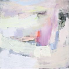 Image of Abstract Expressionist Painting by Brenna Giessen