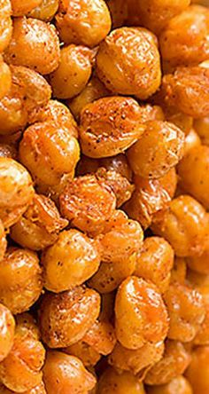 Roasted Chickpeas | gimmesomeoven.com