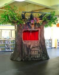 Puppet Theater ~ had to pin it, even though it is totally out of the question.