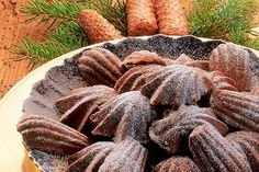 Czech Bear Paws - are completely different from the American bear claws which I used to get at Starbucks sometimes. Our bear paws are part of the cookie selection which one prepares during Christmas time. Read Recipe by kristiestamfest Slovak Recipes, Czech Recipes, Ethnic Recipes, German Recipes, Christmas Baking, Christmas Cookies, Christmas Time, Czech Desserts, Starbucks