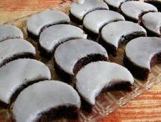 Slovak Recipes, Czech Recipes, Russian Recipes, Christmas Sweets, Christmas Baking, Christmas Cookies, Cookie Desserts, Cookie Recipes, Recipe Filing