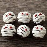 How to decorate cupcake for Halloween