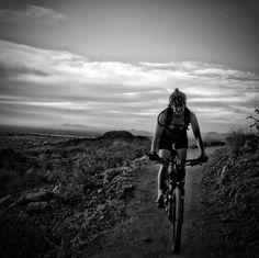 Mountain biking Dynamite trail out at San Tan mountain park.  #mountainbike #mtb #arizona