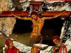 "Holy Friday Lamentations Chanted By""Romeiko Ensemble"""