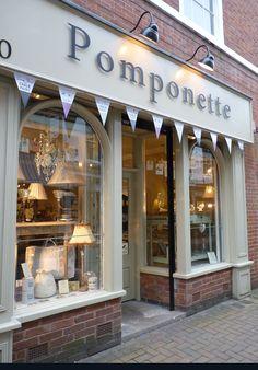 Exterior - Feb 13   Pomponette   Leicester