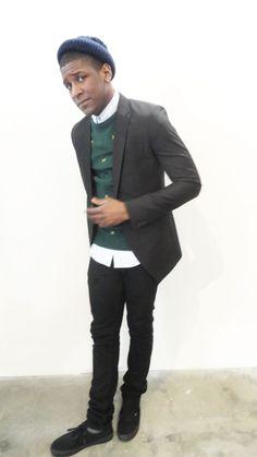 Labrinth in Religion Black Label Religion Clothing, Street Look, Stylish Men, Family Portraits, Black Men, Rebel, All Things, Women Wear, Mens Fashion